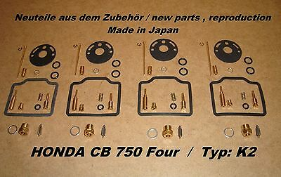 Honda CB 750 Four_K2_carburetor_rep_kits_Vergaser_-_Reparatur Sets_CB750Four