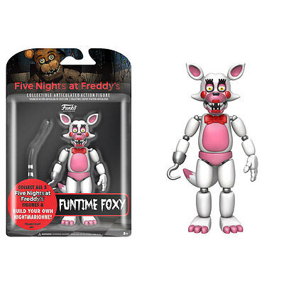 Funko Action Figure - Five Nights at Freddy's Series 2 - FUNTIME FOXY - New