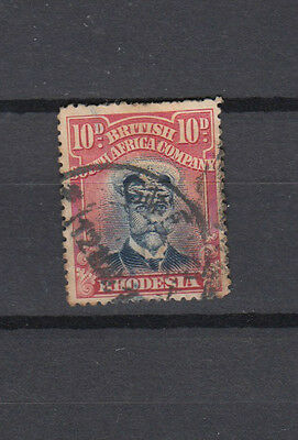 A very nice old Rhodesia 10 Pence Admiral issue