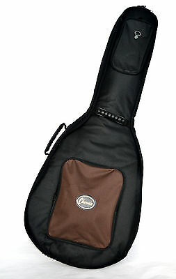 B-STOCK - ACOUSTIC GUITAR SOFT CASE FOR JUMBO GUITAR GIG BAG BY CLEARWATER 25mm
