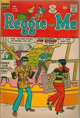 Reggie and Me #39  Archie Comics 1970