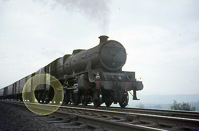 Railway Colour Slide Br Lms Jubilee 45653 At Scout Green Shap Fell Westmorland