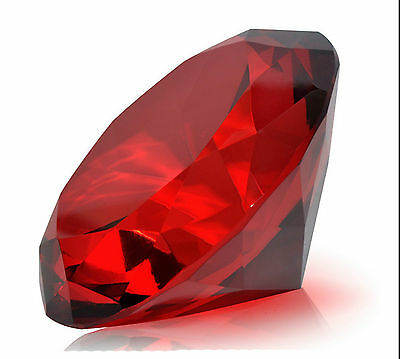 22 CTS NATURAL ROUND HEART  RED ZIRCON LOOSE GEMSTONE 1PC 15mm*15mm *