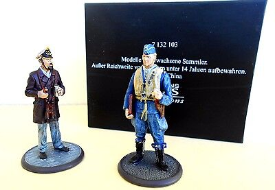 SET DUE SOLDATINI SECONDA GUERRA MONDIALE ATLAS  Scala 1:32 cod.7132103