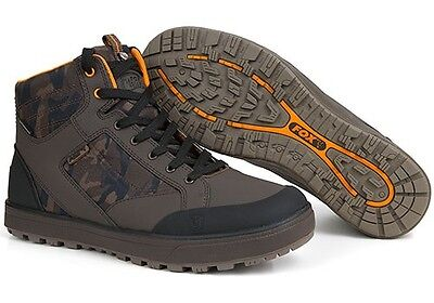 Fox Chunk Camo Mid Boots Schuhe Angelschuhe Boot Stiefel Anglerstiefel