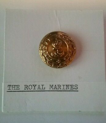Nice The Royal Marines  Button