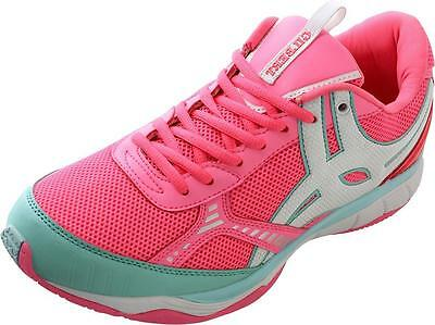 Gilbert Spectra V1 Shoes Netball Sports Footwear Lace Up Boot Trainers Size 3-11