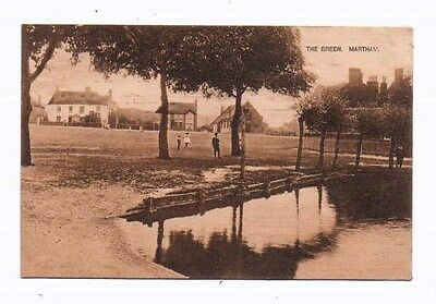 Norfolk,   MARTHAM,  The Green, Nr. Yarmouth, 1913