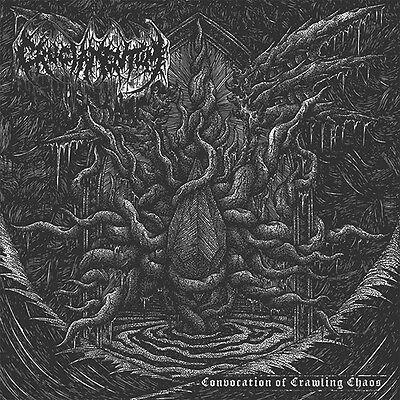 "CRUCIAMENTUM -10"" EP- Convocation of Crawling Chaos"
