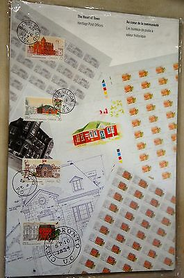 Stamp Capex 87 (Heart of Town-Heritage Post Offices)unopened souvenir Set
