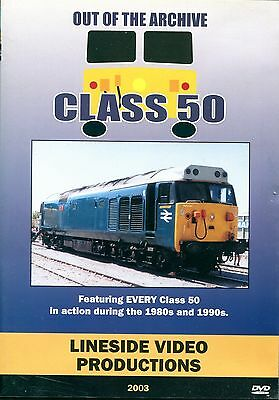 OUT OF THE ARCHIVE-CLASS 50-1980s/90s -DVD