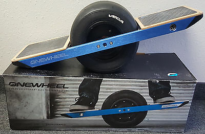 OneWheel Electric Skateboard 15 MPH/24 KPH Max Speed w/ Ultra Charger, Vega Tire
