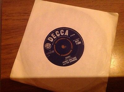 johnny and chaz and the gunners 45 record