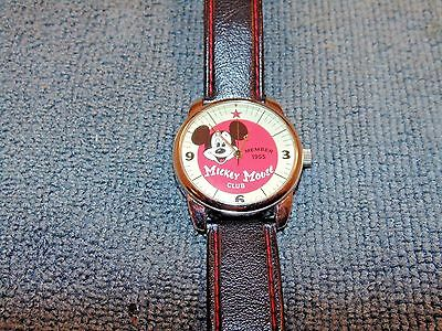 Disney Special Edition Mickey Mouse Club Watch F945511