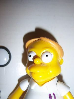 Martin (loose complete) Simpsons World of Springfield series 5 (2001) Playmates