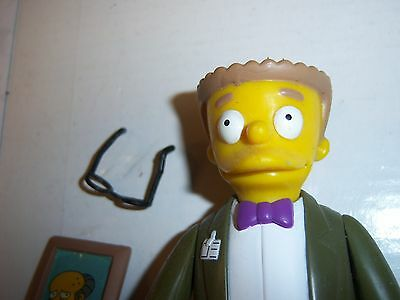 Smithers (loose complete) Simpsons World of Springfield series 2 (2000)Playmates