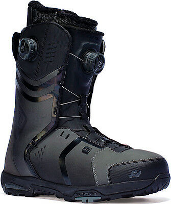 Ride Trident Boots Black