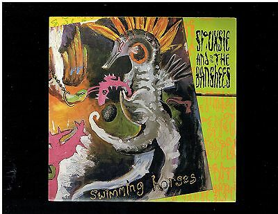 Siouxsie & The Banshees Swimming Horses Ps 45 1984