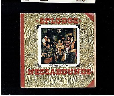 Splodgenessabounds Cowpunk Medim(High Noon/ghost Riders)Ep With Flexi 1981