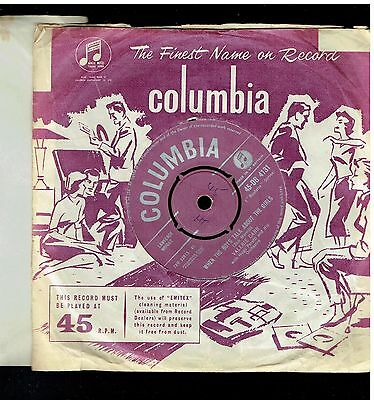 Valerie Carr When The Boys Talk About The Girls 45 1958