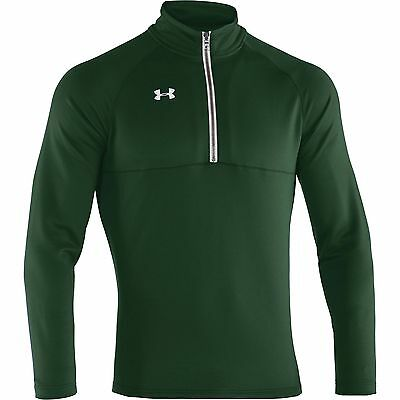 Under Armour Mens Team Scout II 1/4 Zip Pullover 1236923
