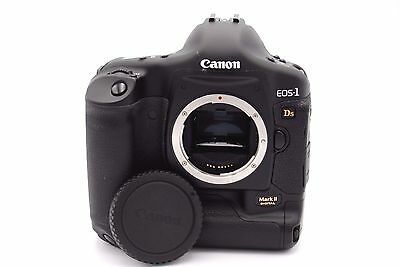 Canon EOS 1Ds Mark II 16.7 MP 2'' Screen Digital SLR Camera - BODY ONLY