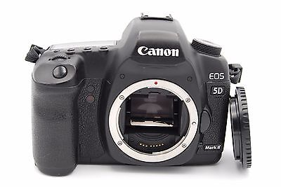 Canon EOS 5D Mark II 21.1 MP Digital SLR Camera BODY ONLY - SHUTTER COUNT: 5481