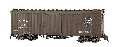 Bachmann G (Large Scale) Colorado & Southern - Murphy Roof Box Car  88695