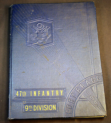47th Infantry 9th Division Fort Bragg World War II United States Army Fort Bragg