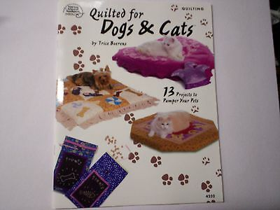 Quilted for Cats & Dogs - Cushions & Pillows