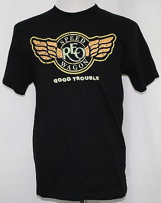 TED NUGENT REO Speed Wagon STYX Midwest Rock & Roll Express T-Shirt SEE PHOTOS!