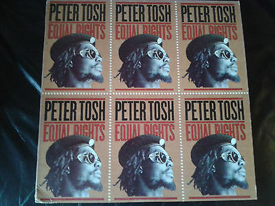 Peter Tosh - Equal Rights LP