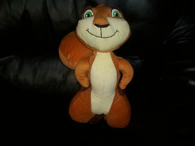 Hammy Over The Hedge Large Plush Soft Toy Dreamworks Tagged 2006 Gosh!