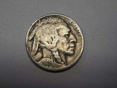 1925 Buffalo Nickel in the GOOD to VG Range   DUTCH AUCTION