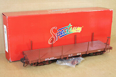 BACHMANN SPECTRUM 88396 Fn3 20.3 G GAUGE SP SOUTHERN PACIFIC FLAT CAR WAGON 484