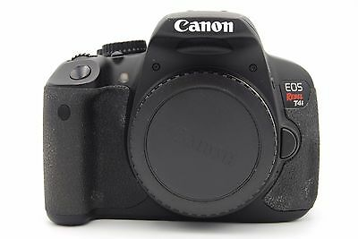 Canon EOS Rebel T4i (650D / Kiss X6i) 18MP DSLR CAMERA - LOW SHUTTER COUNT: 126