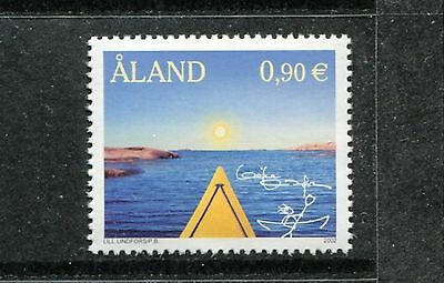 Aland 206, MNH, 2002, Through the Eyes of Lill Lindfors x23330