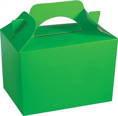Wholesale Job Lot 150 Neon Green Food Boxes *Party *Boys *Girls