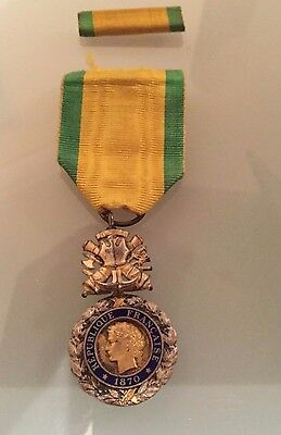 France/French Medaille Militaire 1870 (medal)