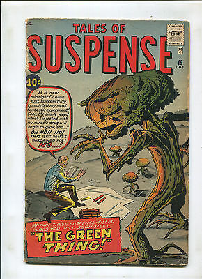 Tales Of Suspense #19  (2.0) The Green Thing!