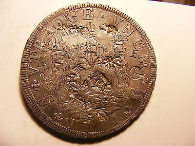 Mexico 8 Reales, 1771-Mo, Very Fine+ Details, Over 25 Chop Marks, PILLAR DOLLAR