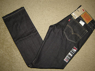 NWT Levi's 511 jeans 31 x 32 Slim Fit Retail $70   Style # 04511-0241