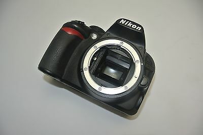 Nikon D3100 14.2 MP Digital SLR Camera - Black (Body Only)  B007