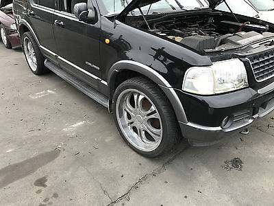 2003 Ford Explorer 22 Inch Alloy Mag Wheels And Tyres