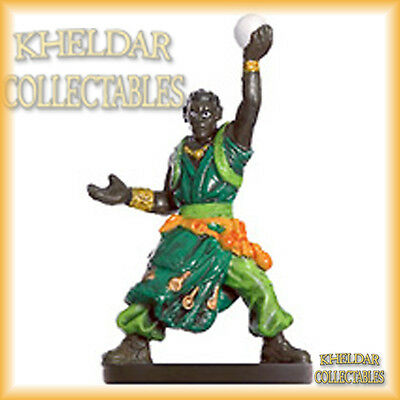 Emerald Orb Wizard 44 - Dungeons of Dread - Dungeons & Dragons Miniature Human