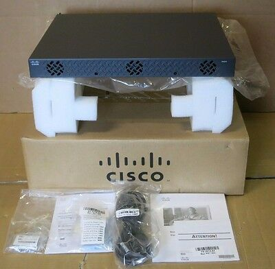 New Cisco VG224 VoIP 24-Port Voice Over IP Analog Phone Gateway