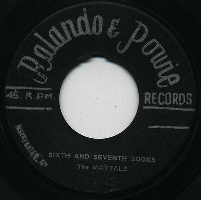 6 & 7 BOOKS / FLY BUTTERFLY ( Beautiful Ska Vocal ) MAYTALS ( ROLANDO & POWIE )♫