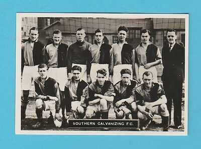 Football - Ardath - Southern Football Team  -  Southern Galvanizing F.c. -  1936