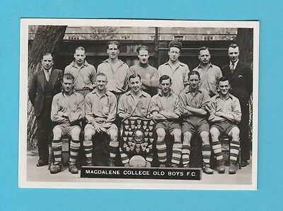 Football - Ardath - Southern Football Team  -  Magdalene  College  F.c. -  1936