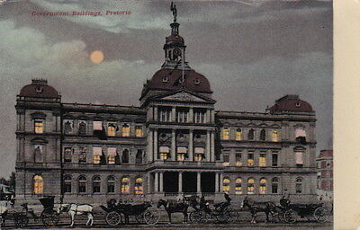 South Africa - PRETORIA - Government Buildings - Early Card